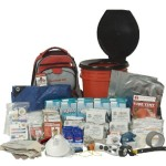 10 Person Guardian Deluxe Survival Kit