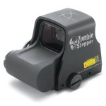Eotech Zombie Stopper Red Dot Holographic Sight w Biohazard Reticle XPS-2-Z