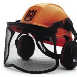Husqvarna ProForest Chain Saw Helmet Zombie Protection System