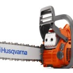 Husqvarna 450 Zombie Chopping 18-Inch 50.2cc X-Torq 2-Cycle Gas Powered Chain Saw With Smart Start (CARB Compliant)