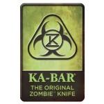 Ka-Bar Zombie Knife