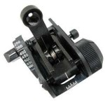 Matech Mil-Spec Rear Back up Iron Sight W Ranging