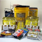 Mayday 4 Person Deluxe Emergency Honey Bucket Kit