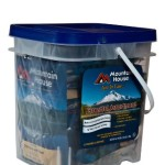 Mountain House Essential Assortment Bucket – Long Term up to 25 yrs