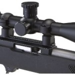 SA Sweet .22 3 – 9×40 mm Scope Matte Black Zombie Ready
