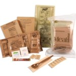 Sure-Pak Genuine GI US Military MRE Complete Meals with Heaters