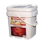Survivalcavefood Gourmet Freeze-Dried Food, 360 Serving, 36 Pound