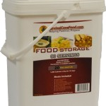 Survivalcavefood Gourmet Freeze-Dried Food, 90 Serving, 10 Pound