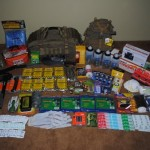 The Homesteader – 4 Person Premium Survival Package