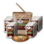 Wise Company 120 Serving Entree Only Grab and Go Kit