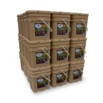Wise Company 4320 Serving Package (744-Pounds, 36-Buckets)