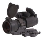 Zombie Hunting Aimpoint CompML2 Red Dot Sight with A.R.M.S 22M68 Throw Lever Scope Ring and Cantilever Spacer