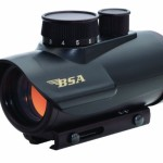 Zombie Hunting BSA 30mm Red Dot Scope with 5 MOA