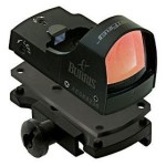 Zombie Sharpshooter Burris FastFire Red-Dot Reflex Sight with Picatinny Mount ( 4 MOA Dot Reticle)