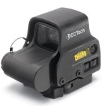 Zombie in your Sights Eotech EXPS3-4 Holographic Weapons Sight