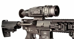Ultimate AR-15 Night Vision ATN Thor320 -4.5X Thermal Weapons Sight for sale