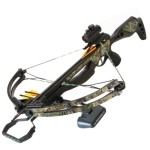 Ultimate Zombie Crossbow- Barnett Jackal Crossbow Package (Quiver , 3 – 20-Inch Arrows and Premium Red Dot Sight)