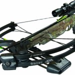 Zombie Apocalypse Prepared Barnett Ghost 350 CRT Crossbow Package (Quiver, 3 – 20-Inch Arrows and Illuminated 3x32mm Scope)